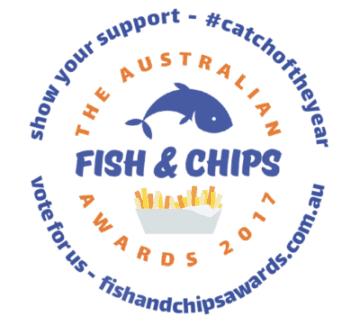 Australian Fish and Chips Awards logo