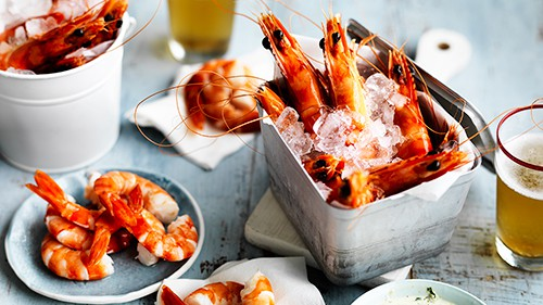 Queensland Prawns