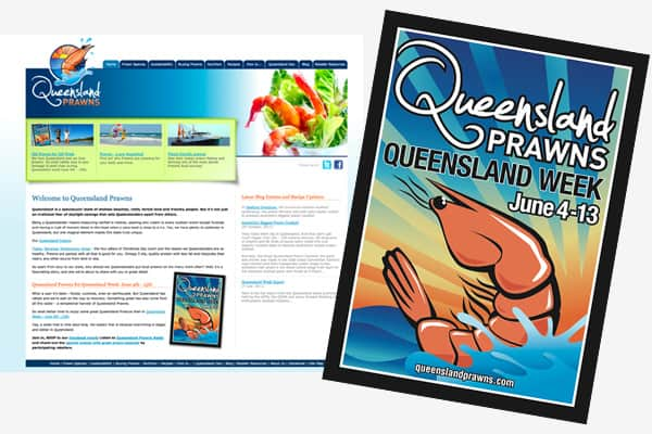 Queensland Prawns 2011 campaign