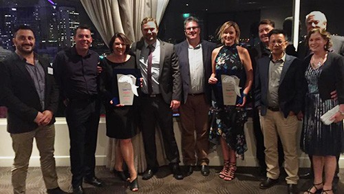 2017 QLD Seafood Industry Award winners
