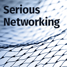 serious networking