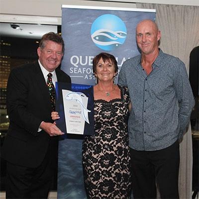 2018 Queensland Seafood Industry Awards Winner - Tomkat Line Fish