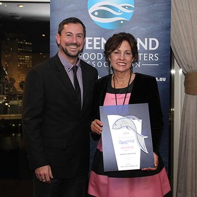 2018 Queensland Seafood Industry Awards Winner - Debbie's Seafood