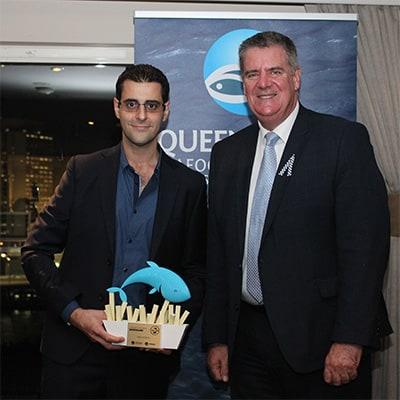 2018 Queensland Seafood Industry Awards Winner - Fish n Chip Co