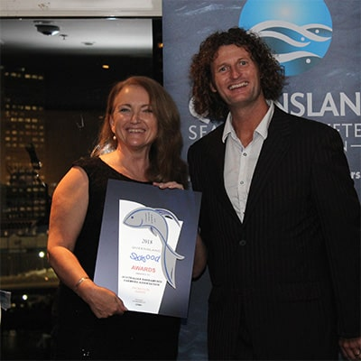2018 Queensland Seafood Industry Awards Winner - Australian Barramundi Farmers