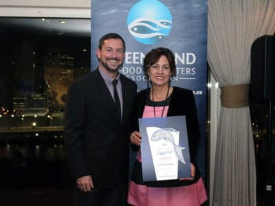 Environment Award winner, Debbies Seafoods