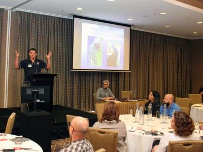 Speaker - Damien Bell, BellBuoy Seafoods