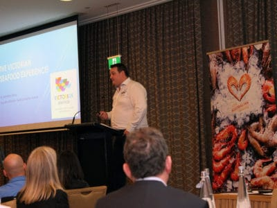 Speaker - Johnathon Davey, Seafood Industry Victoria
